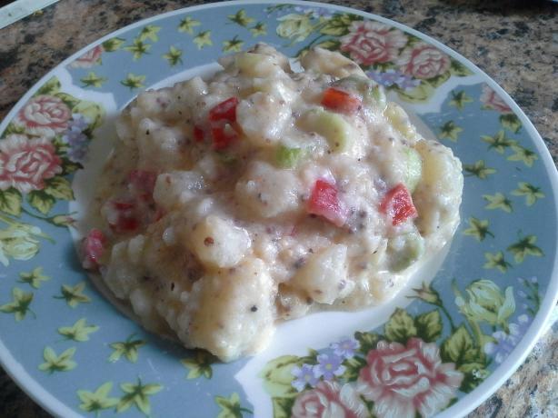 Deep South Creole Potato Salad