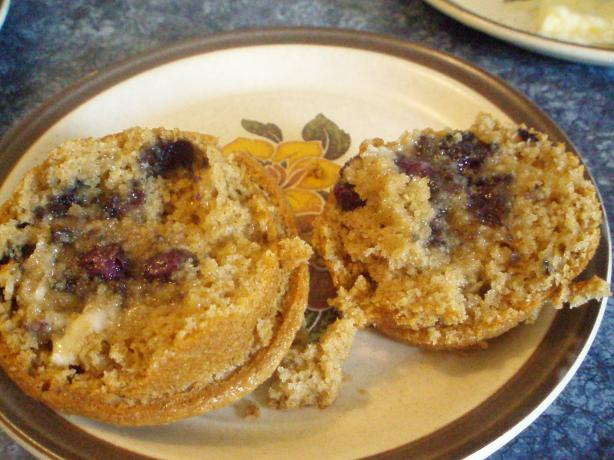 Wild Berry Muffins