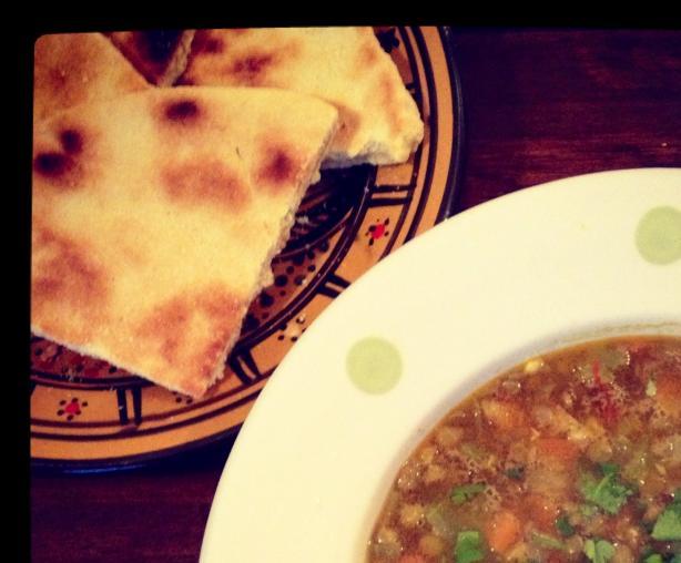 Kesra - Algerian Bread