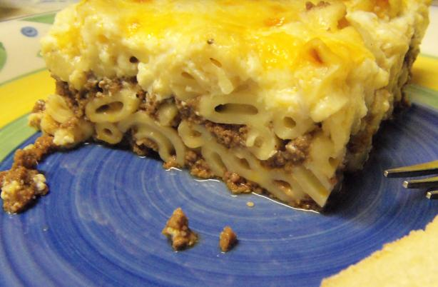 Vasilly's Pastitsio