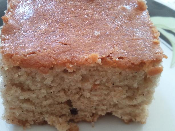 Byzantine Spice Cake