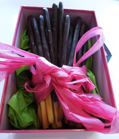 French Mikado Chocolate Biscuit