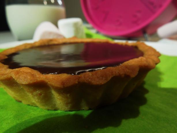 Kids Chocolate Tartelette