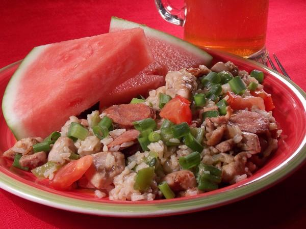Creole Fried Rice