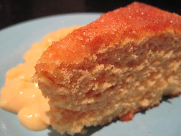 Gateau a L'Orange De Madame Mahjoub - Orange Cake
