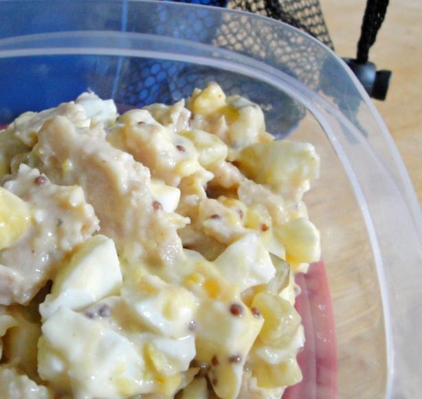 Cajun Tuna Salad