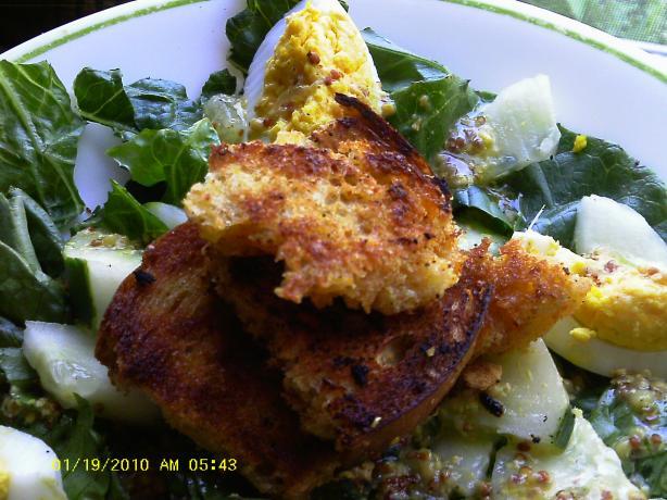 Creole Croutons