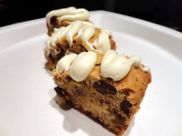 Blond Brownies