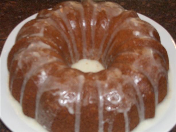 Apricot Bundt Cake