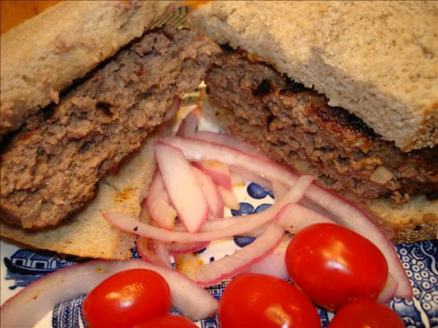 Hamburgers, Scandinavian Style