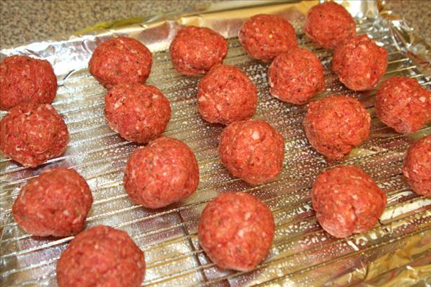 Meatballs Italiano