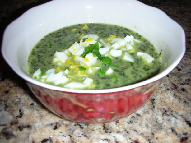 Green Kale Soup