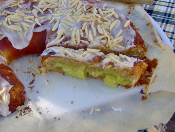 Easy Danish Kringle