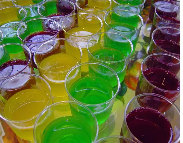 Jelly (Jello) Shooters