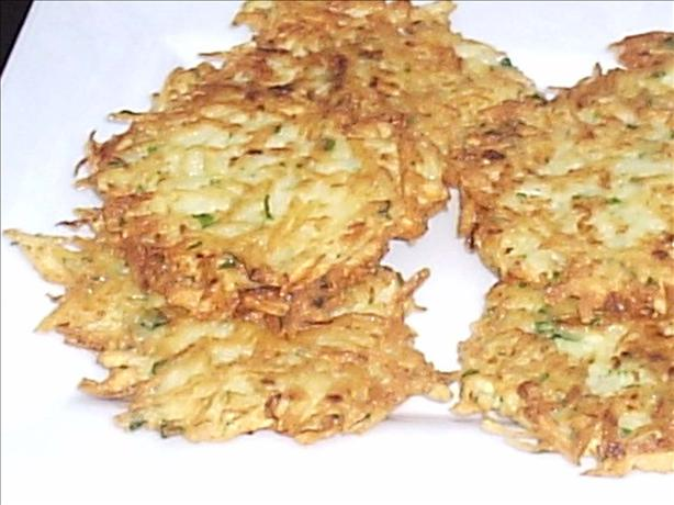 Latkes With Chutzpah