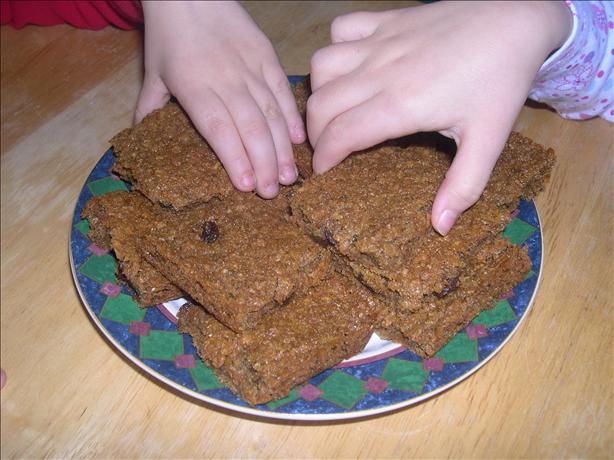 Baked Raisin Bran (Bars)