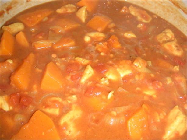 My Favourite Chicken Curry