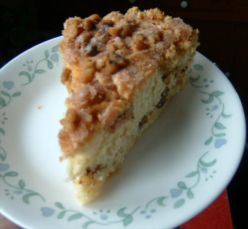 Mom's Divine Coffee Cake