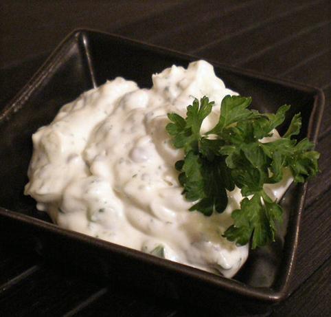 Artichoke Tartar Sauce