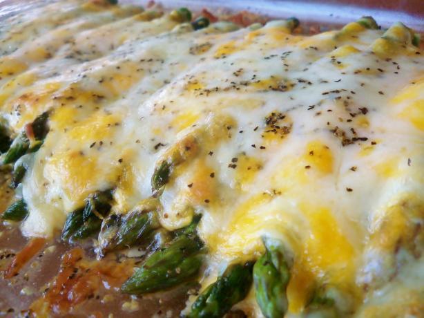 3 Cheese Asparagus