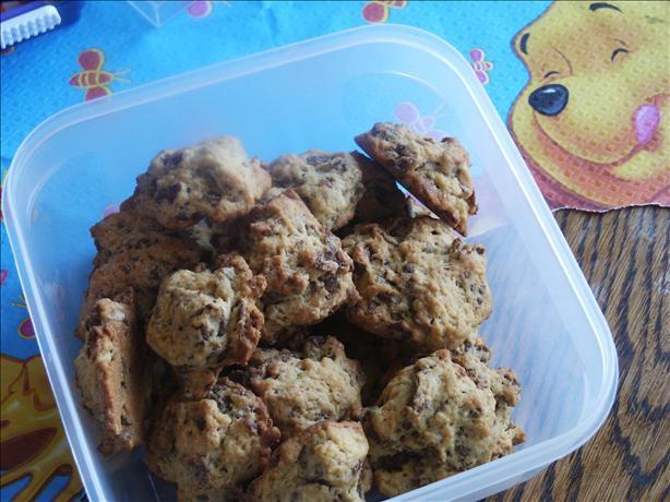 Sultana Bran Cookies