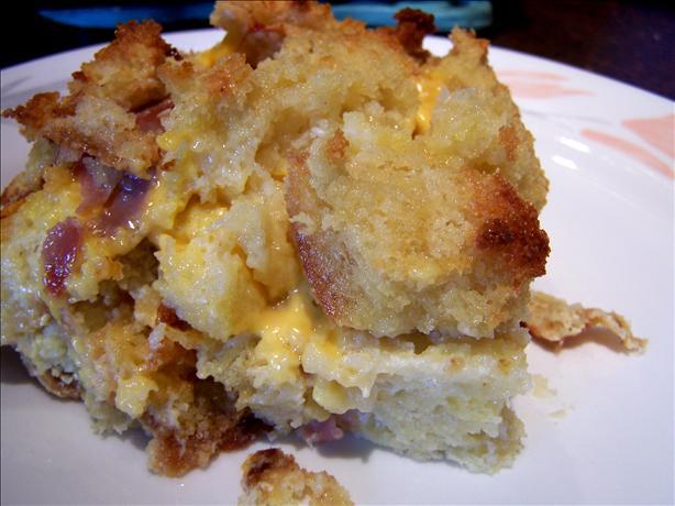 Cowboy Breakfast Casserole