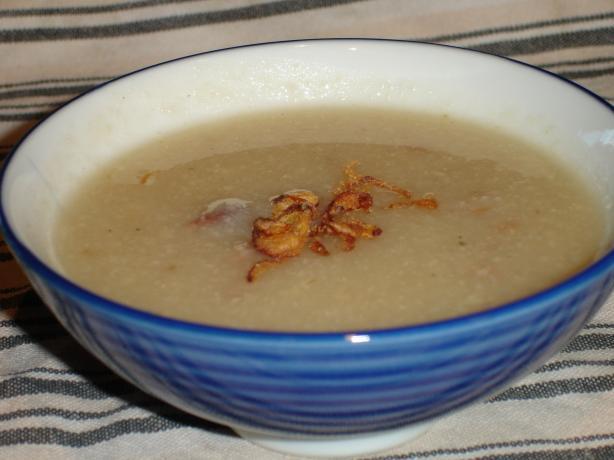 Clam Soup Portuguese