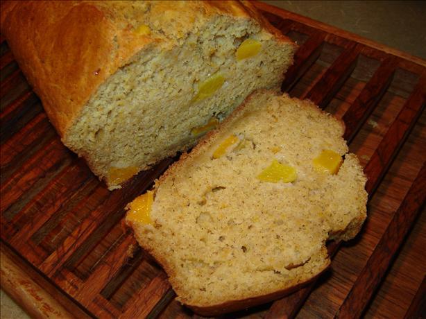 Harvest Peach Bread