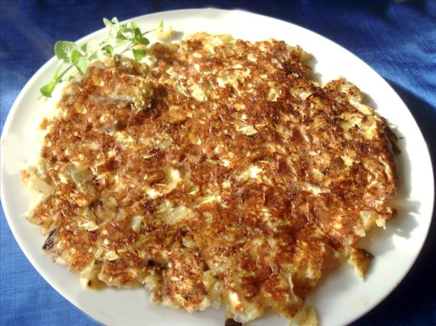 Caramelized Onion Tortilla