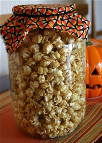 Honey Crackle Corn
