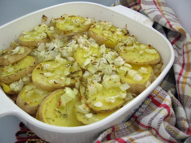 Potatoes and Onions (Patate E Cipolle)