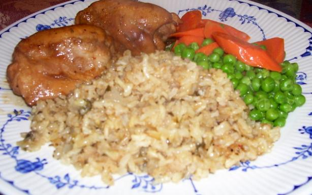 Brown Rice (Baked)