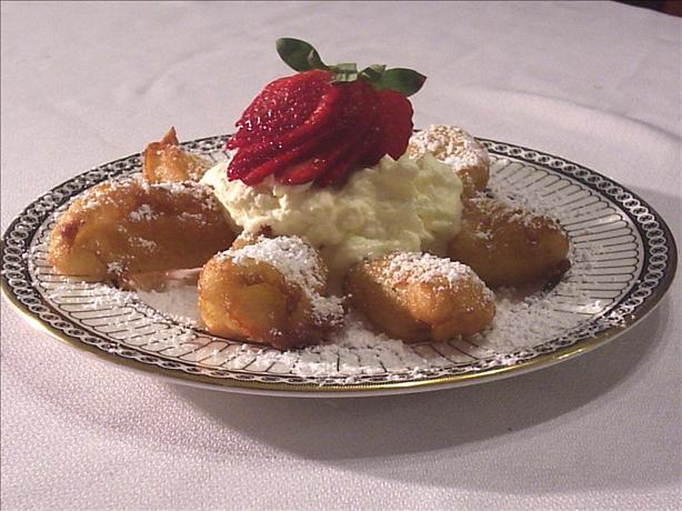 Canadian Apple Fritters