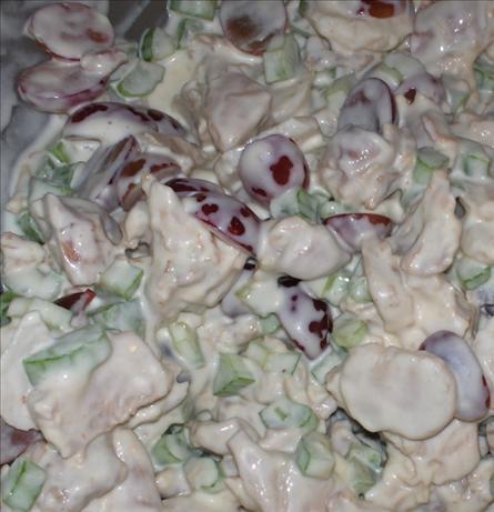 Grape Chicken Salad