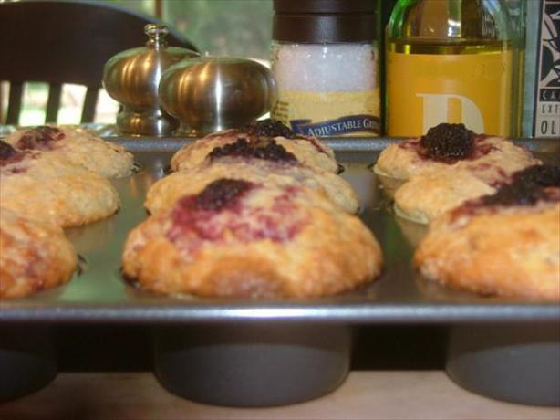 Langley Blackberry Muffins