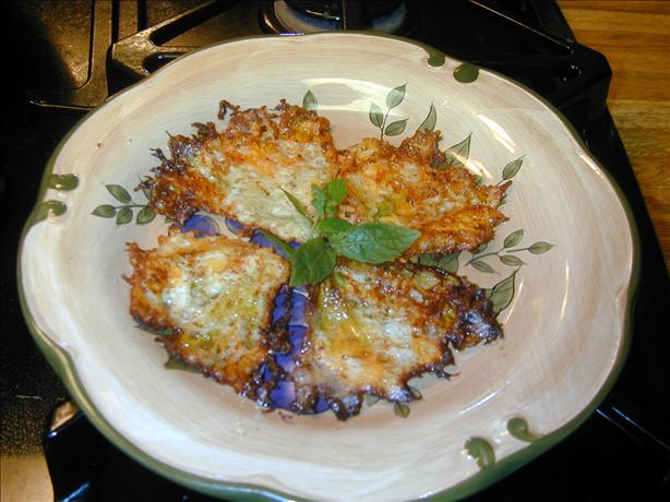 Batter Fried Squash Blossoms