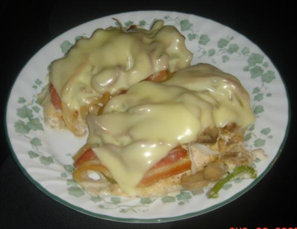 Lissa's Smothered Chicken