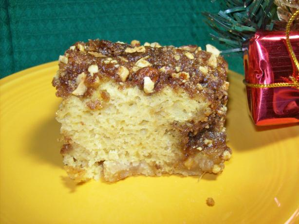 Vicki 's Apple Coffee Cake