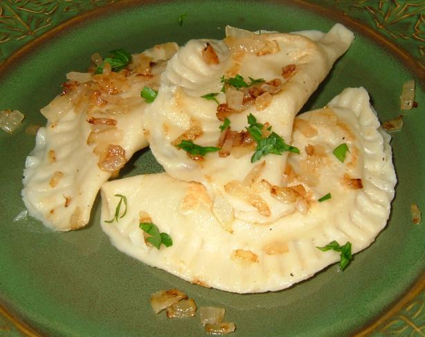 Pierogi and Vareniki Dough