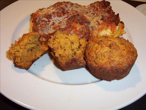 Herbed Tomato Muffins