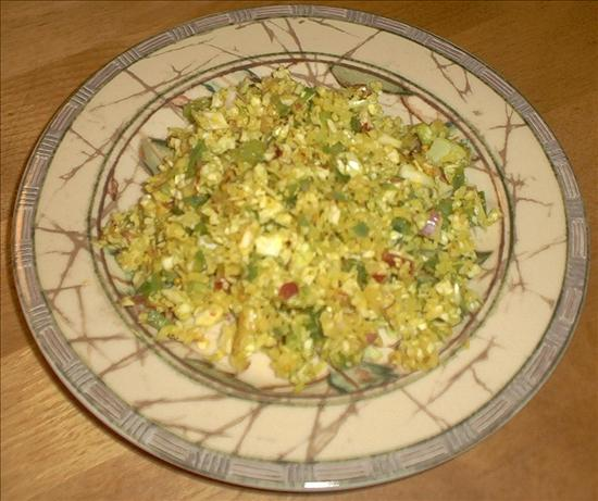 Gramma's Cabbage Salad