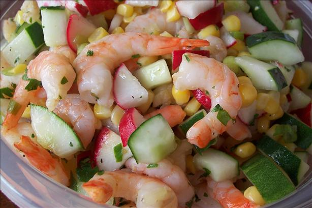 Cool Shrimp Salad