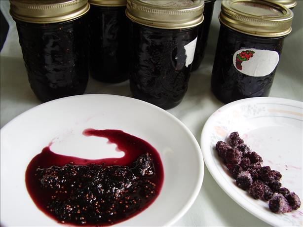 Libbie's Mulberry Jam