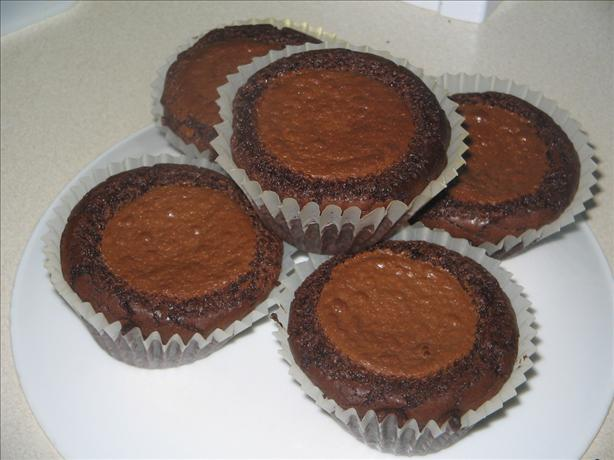 Brownies With Reese Cup Center