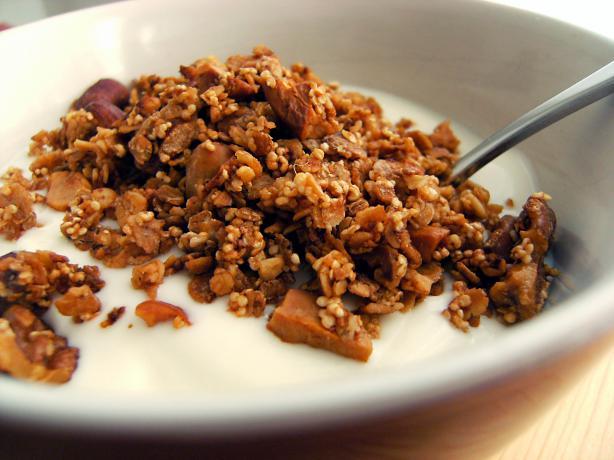 Crunchy Oat Cereal