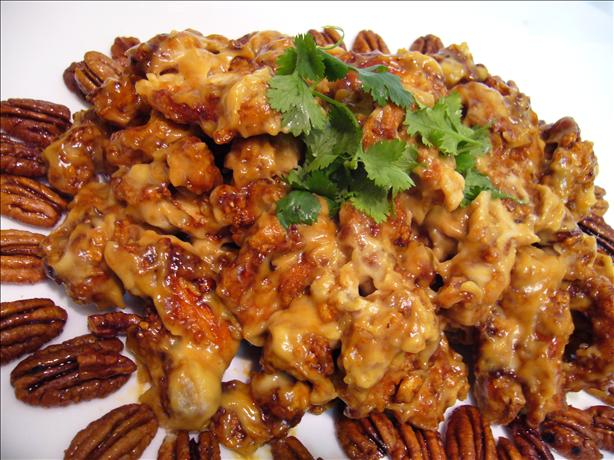 Coral Chicken or Walnut Chicken