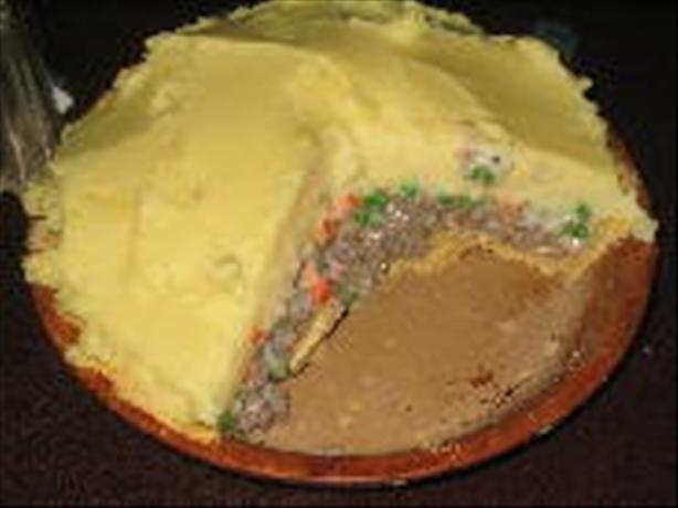 Nana's Shepherd's Pie