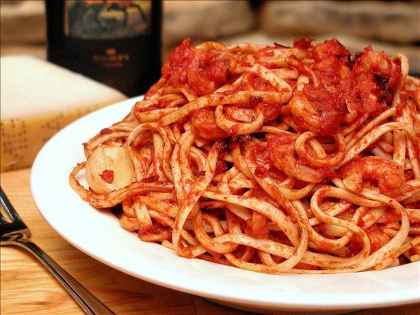 Abruzzi Shrimp Pasta Sauce