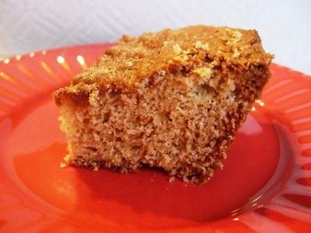 Nana's Coffee Cake