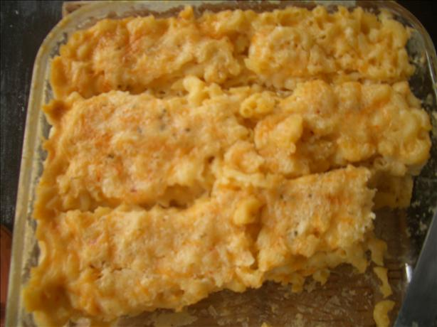 Make-Two Macaroni and Cheese